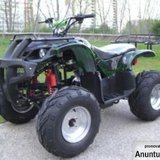 ATV 250cc Grizzly 2x4 Nou